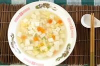 豆腐雜菜湯