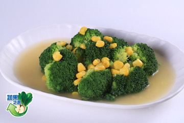 Present this coupon to enjoy Broccoli in Soup for $18 by ordering our selected EatSmart Dishes.