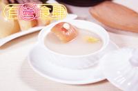 龍鳳果煲豬𦟌湯
