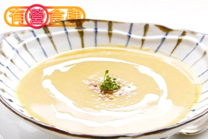 Sweet Potato Puree Soup